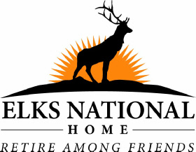 Elks National Home Logo