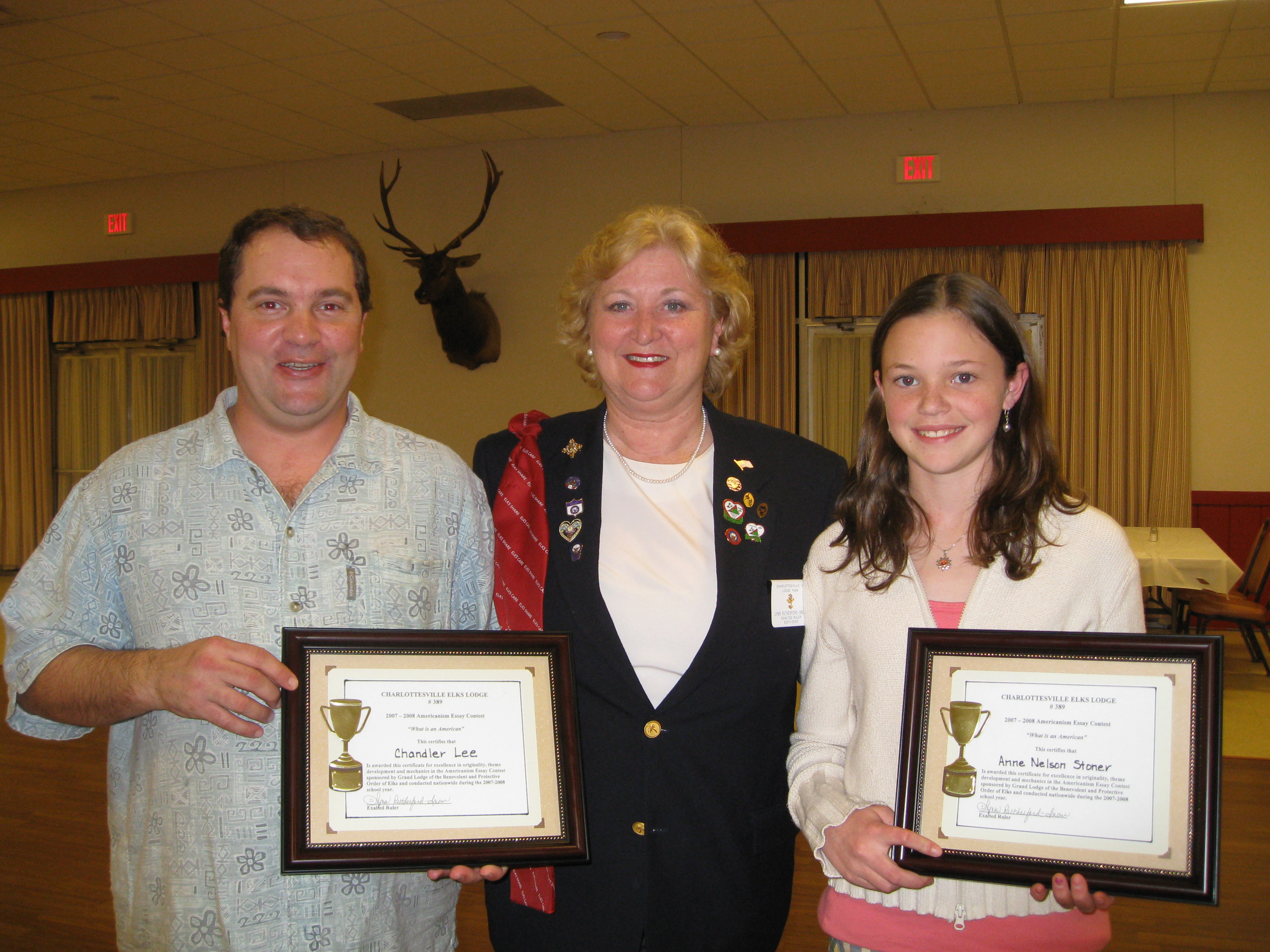 elks essay contest 2010 Americanism essay contest each year the elks sponsor an essay contest on topics relating to americanism the topic for 2017-2018 is why our veterans are america's.